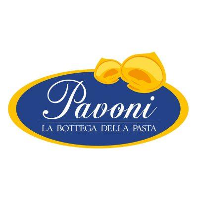 Pasta Pavoni - Realizzazione logo