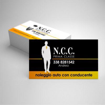 NCC Prima Classe - Biglietti da visita
