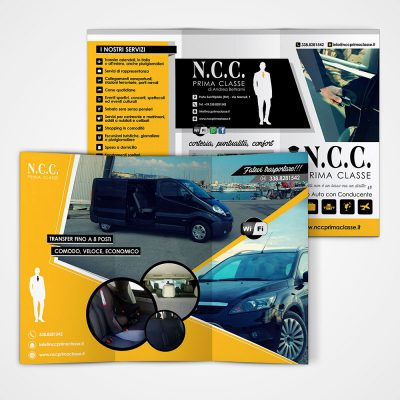 NCC Prima Classe - Depliant