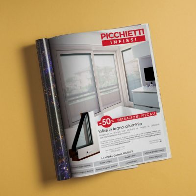 Picchietti Infissi - Grafica Magazine