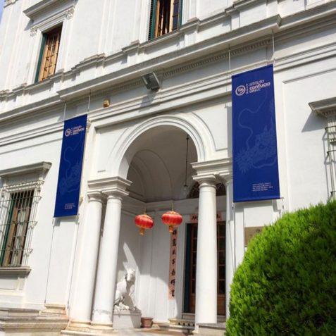 Stendardi per Istituto Confucio di Macerata